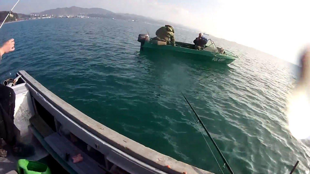 как ловить рыбу в ильичевске